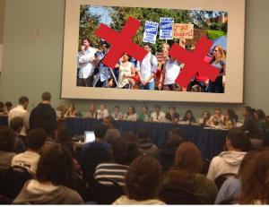 "A.S. Senate debates refusing to serve their ""rabid, odious"" constituents."