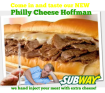 Philly Cheese Hoffman