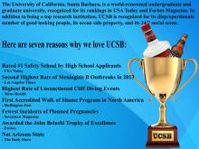 UCSB AWARDS